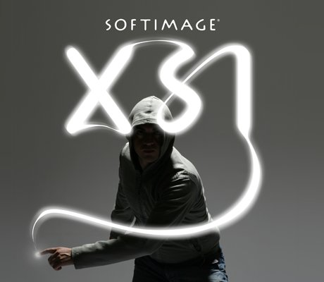 Softimage XSI splash screen