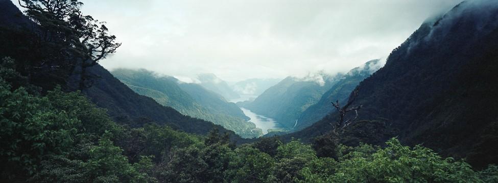 Doubtful Sounds, New Zealand